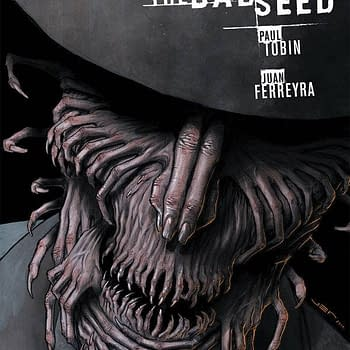 The Sheer Artistry Of Discomfort In Colder: The Bad Seed TPB, Arriving This Week