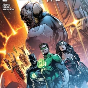 Justice League #41 Goes To Second Printing