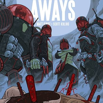 A Tentacular 6 Page Preview Of PastAways #4 From Dark Horse