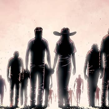 Bleeding Cool Bestseller List &#8211 20th June 2015 &#8211 Walking Dead Beats Other Revived Comics