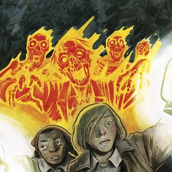 The Flaming Voiceless Dead &#8211 Preview Harrow County # 3 From Dark Horse