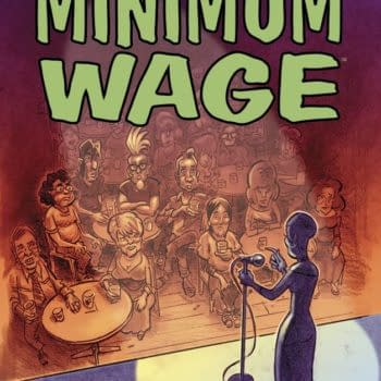 Preview Marc Maron's Guest Appearance In Minimum Wage: So Many Bad Decisions #3