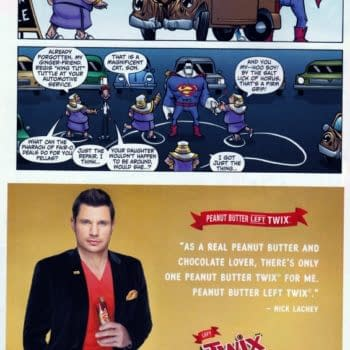 DC Comics Don't Appeal To Younger Children, According To Twix