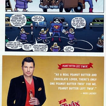 DC Comics Dont Appeal To Younger Children According To Twix