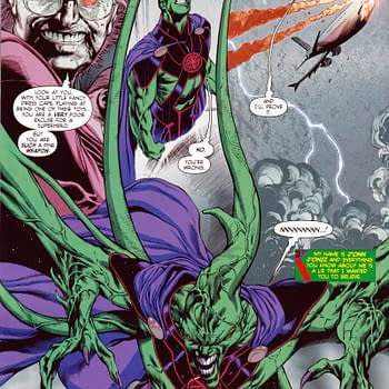 Everything You Knew About The Martian Manhunter Is Wrong