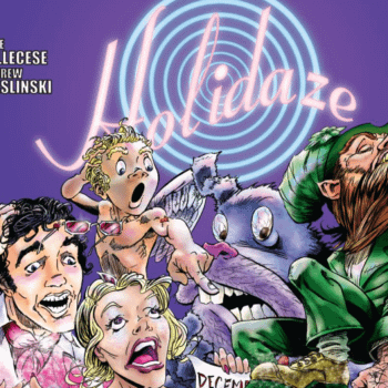 Spotlight On Indie Comics – Featuring Holidaze, Flutter: Volume Two,  The Hero Business, And The Surface