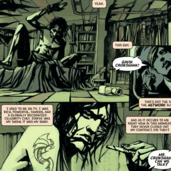 Starve Is A Gourmet Transmetropolitan For The 21st Century