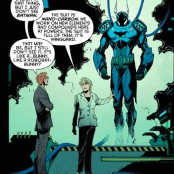 Scott Snyder Mocks Twix Ad In Today's Batman #41
