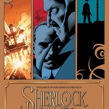 Sherlock Holmes #1 Free And Part Of A 75 Comic British Writer Bundle