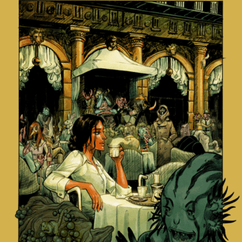 Shutter Is The Beautiful Comic That Doesn't Coddle You – The Bleeding Cool Double Interview With Joe Keatinge & Leila Del Duca