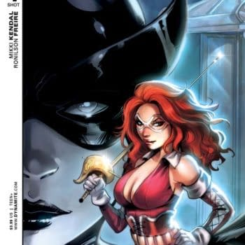 Exclusive First Look At The Swords Of Sorrow Books Shipping In September