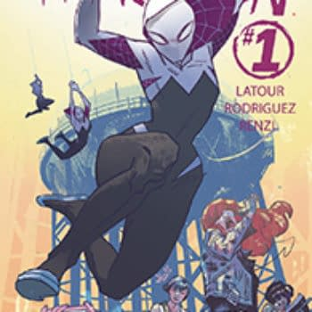 Orbital In Conversation With Jason Latour On Spider-Gwen And More
