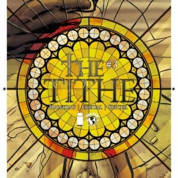 From The Printer's Proof – The Tithe #3