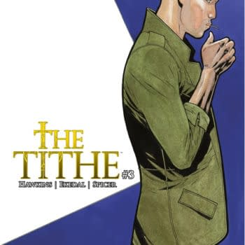 Top Cow Previews For The Tithe And Postal