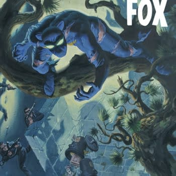 The Hunt Continues In Dark Circle's The Fox #3