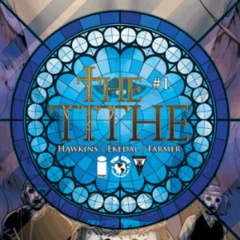 Eden's Fall Is Coming – Read The Tithe #1 For Free
