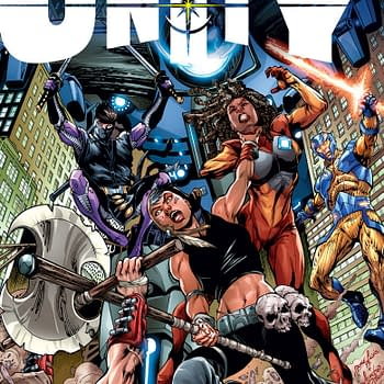 UPDATED: SDCC 15: James Asmus To Replace Matt Kindt On Unity #23 And #24