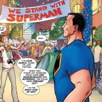 The State Of Superman's Secret Identity In Doomed And JLA, Today