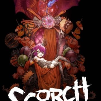 Before Squarriors, Ashley Witter Created Scorch…
