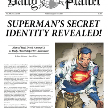 Rewriting Lois Lane's Front Page Article