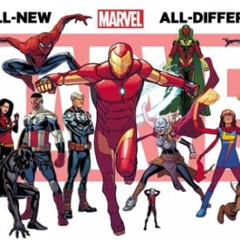 A New Hulk, Wolverine And Spider-Man As Marvel Starts Everything From A New #1 From September With 55-60 New Titles (UPDATE)