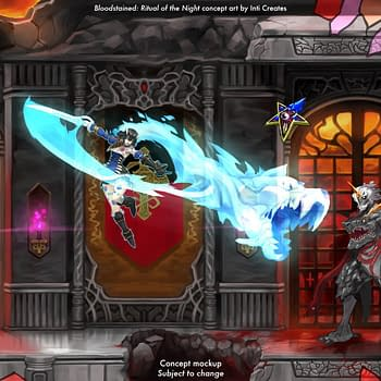 Castlevania Successor Bloodstained: Ritual Of The Night Has Been Pushed To 2018