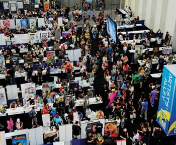 DeviantArt Speaks About Pulling Out Of San Diego Artist Alley Sponsorship