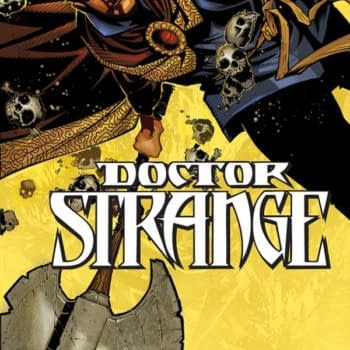 Doctor Strange By Jason Aaron And Chris Bachalo To Follow Secret Wars