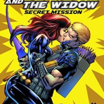 Some People Just Won't Let Black Widow/Hawkeye Go…