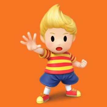 Lucas Coming To Super Smash Brothers Next Week