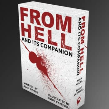 Top Shelf To Release A From Hell + From Hell Companion Boxed Set This September