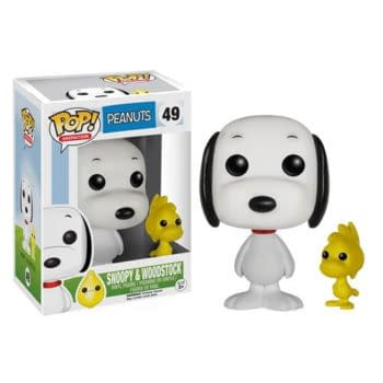 The Peanuts Gang Is Releasing In POP! Vinyl Form This August