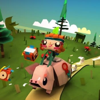 Tearaway Unfolded Coming To PlayStation 4 In September