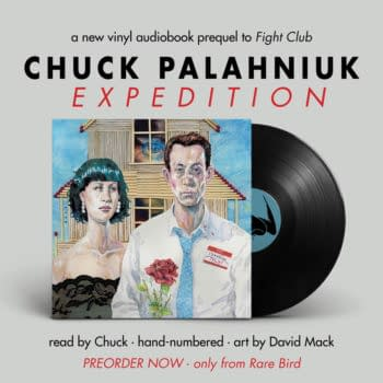 Fight Club Prequel Vinyl Audiobook, 'Expedition', Has SDCC Variant With David Mack Cover