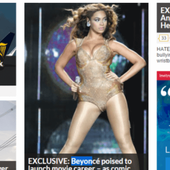 The Daily Star Says That Beyonce Will Be In The Next Avengers Film. Really?