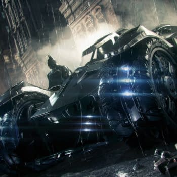 New Arkham Knight GameWorks Video Shows Off Batmobile Effects