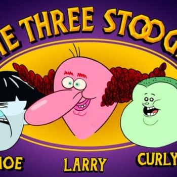 The Three Stooges To Be Animated Series