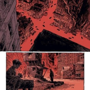 Warren Ellis And Tula Lotay's New Comic To Be Announced At Image Expo