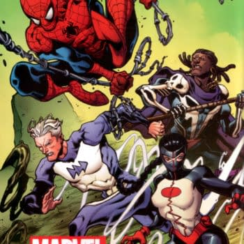 Uncanny Avengers Relaunches With Gerry Duggan And Ryan Stegman #MarvelOctober (UPDATE)