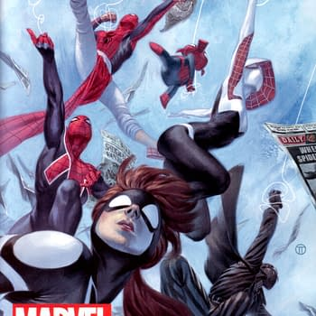Spider-Gwen Stars In Web Warriors Launched By Mike Costa And David Baldeon #MarvelOctober (UPDATE)