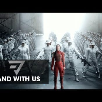 """""""Stand With Us"""" – Teaser Trailer For The Hunger Games: Mockingjay Part 2"""
