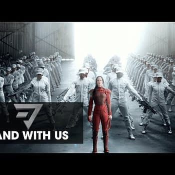 Stand With Us &#8211 Teaser Trailer For The Hunger Games: Mockingjay Part 2