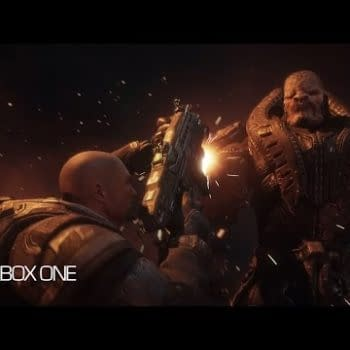 SDCC: '15: Gears Of War: Ultimate Edition Cinematics Are Getting A Serious Revamp