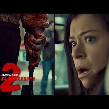 SDCC 15: Orphan Black &#8211 The Teases And The Bloopers
