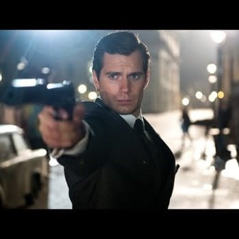 SDCC '15: Man From U.N.C.L.E. Trailer Released On-Line