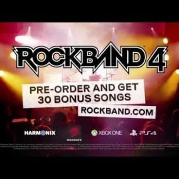 Rock Band 4 Adds The Cure, Judas Priest, Foo Fighters And More To Set List