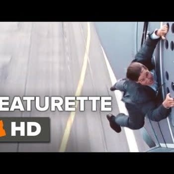 Mission Impossible: Rogue Nation – Cruise Doing His Own Stunts