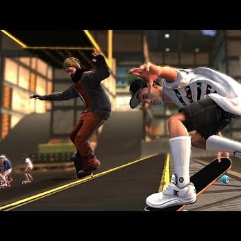 Tony Hawks Pro Skater 5 Trailer Shows Off The Skaters