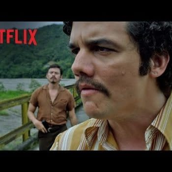 Netflix Releases First Trailer For New Series Narcos