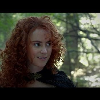 Meet Merida &#8211 Once Upon A Time Gets Brave